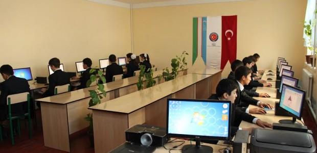 Özbekistan'da Eğitim Alanında Faaliyetler Devam Ediyor - 1