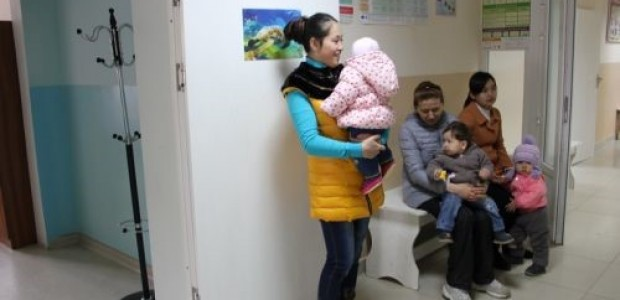 Kyrgyzstan Turkey Friendship Hospital offers 100.000 people health service in a year - 3