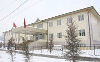 Kyrgyzstan Turkey Friendship Hospital offers 100.000 people health service in a year