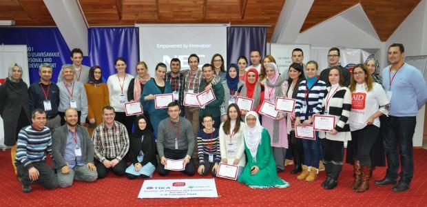 Uluslararası Doktorlar Derneği'nin Eğitim Projesi'ne TİKA Desteği - 1