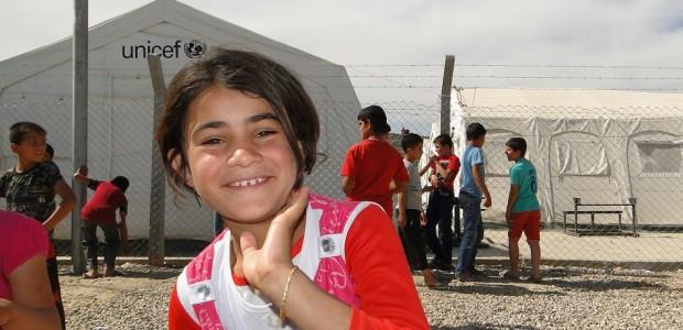 TIKA Helped Turkmens in Yahyava Refugee Camp in Kerkuk, Iraq  - 6