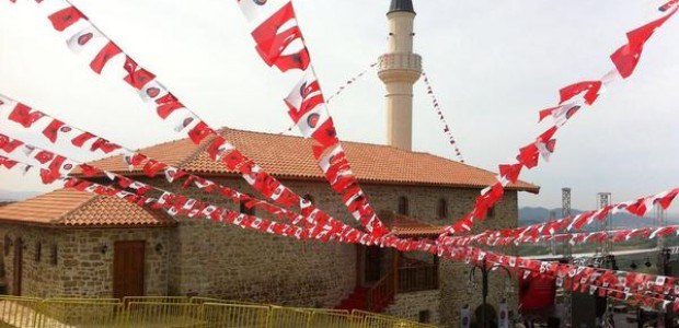 President Recep Tayyip Erdoğan honored the opening of the Mosque at Preze Castle in Albania - 1
