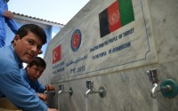 TIKA continues to be lifeblood with water wells drilled in Afghanistan