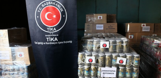 20 tons of aid from TIKA for Ukraine - 3