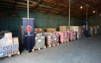 20 tons of aid from TIKA for Ukraine