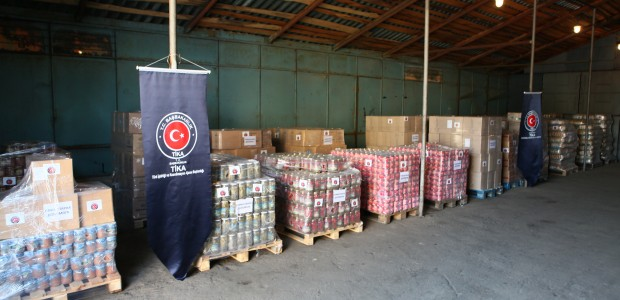 20 tons of aid from TIKA for Ukraine - 4
