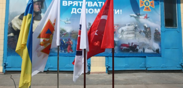 20 tons of aid from TIKA for Ukraine - 1