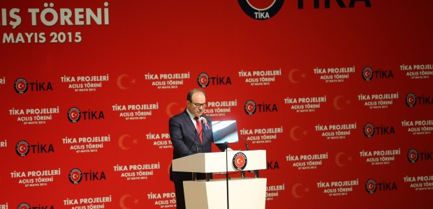 TIKA Projects mass opening ceremony was held with the participation of President Recep Tayyip Erdoğan - 11