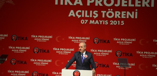 TIKA Projects mass opening ceremony was held with the participation of President Recep Tayyip Erdoğan - 9