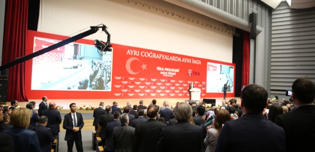 TIKA Projects mass opening ceremony was held with the participation of President Recep Tayyip Erdoğan - 12