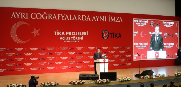 TIKA Projects mass opening ceremony was held with the participation of President Recep Tayyip Erdoğan - 7