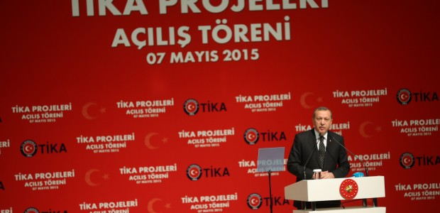TIKA Projects mass opening ceremony was held with the participation of President Recep Tayyip Erdoğan - 8