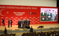 TIKA Projects mass opening ceremony was held with the participation of President Recep Tayyip Erdoğan
