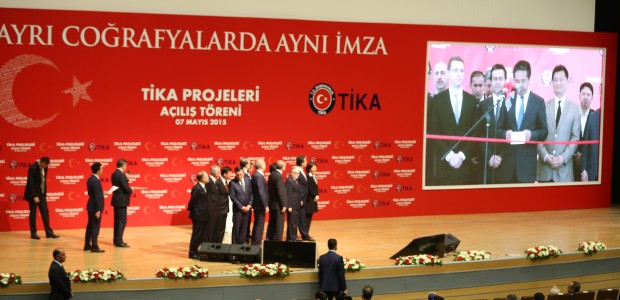 TIKA Projects mass opening ceremony was held with the participation of President Recep Tayyip Erdoğan - 16
