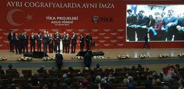 TIKA Projects mass opening ceremony was held with the participation of President Recep Tayyip Erdoğan - 14