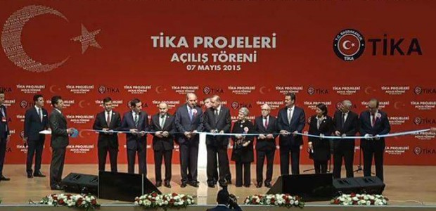 TIKA Projects mass opening ceremony was held with the participation of President Recep Tayyip Erdoğan - 15