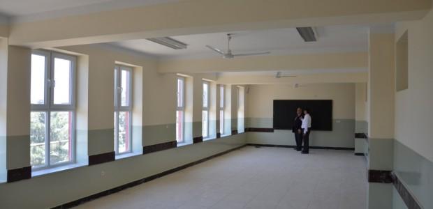 TIKA built a school with 42 classroom capacity in Mazar i Sharif - 2