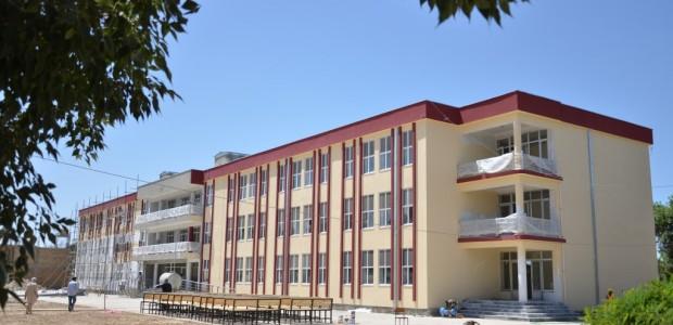 TIKA built a school with 42 classroom capacity in Mazar i Sharif - 3