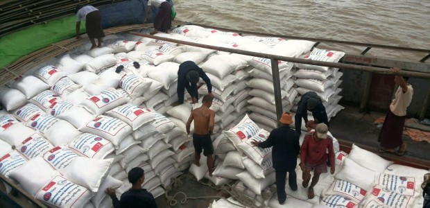 Humanitarian Assistance from TIKA for 700 Thousands People in Arakan  - 2