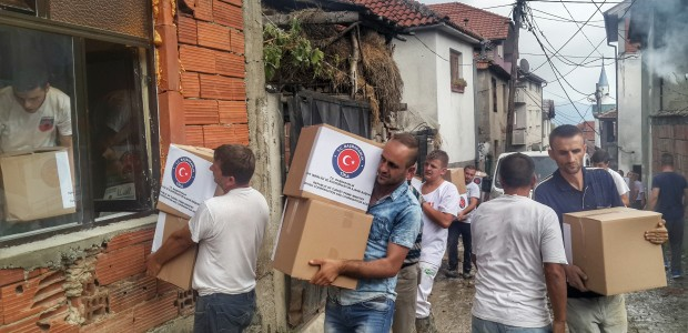 TIKA picks up the pieces of Macedonia after the flood disaster - 4
