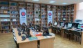 Türkmenistan Uluslararası İlişkiler Enstitüsü'ne Kurulan Kütüphane Hizmete Açıldı - 2