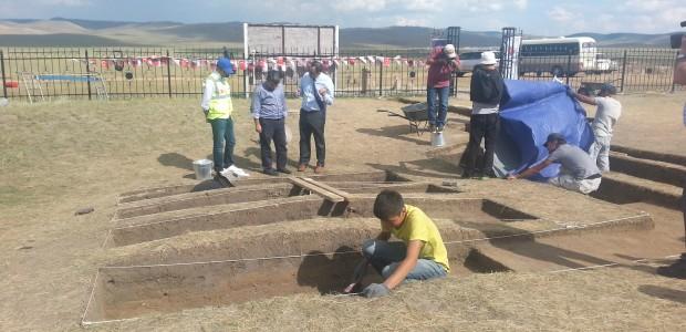 TİKA'nın Moğolistan'daki Kültür Atağı Devam Ediyor - 1