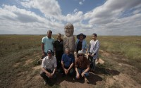 TIKA supports archaeological digs in Kazakhstan