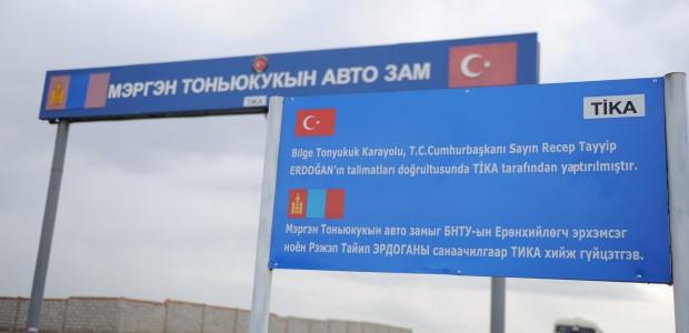 TİKA'nın Moğolistan'daki Kültür Atağı Devam Ediyor - 6