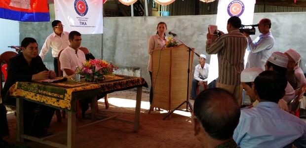 TİKA Kamboçyalı Çocuklar İçin Okul İnşa Etti - 2