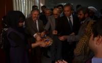 Afganistan Cumhurbaşkanı Yardımcıları Müracaat Salonu Hizmete Açıldı