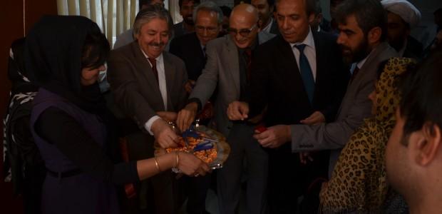 Afganistan Cumhurbaşkanı Yardımcıları Müracaat Salonu Hizmete Açıldı - 1