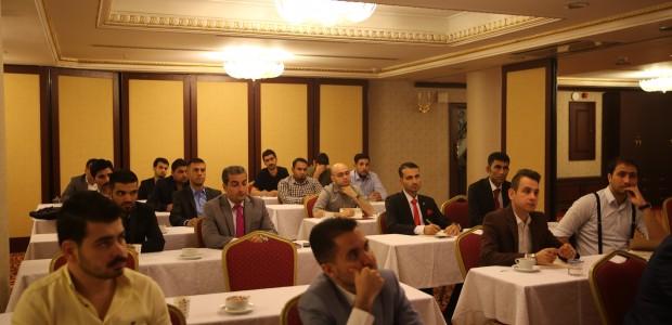 Irak Türkmenlerine Ankara'da Liderlik Okulu - 4