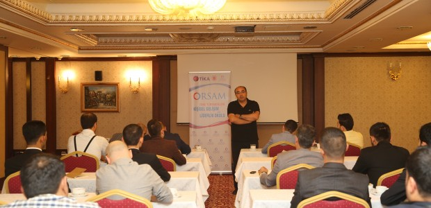 Irak Türkmenlerine Ankara'da Liderlik Okulu - 5