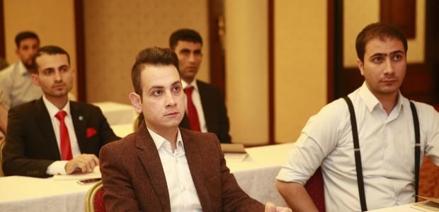 Irak Türkmenlerine Ankara'da Liderlik Okulu - 3