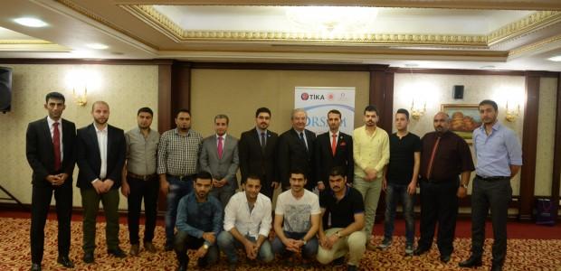 Irak Türkmenlerine Ankara'da Liderlik Okulu - 1