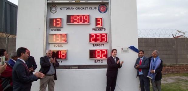 وكالة تيكا تتولى إعادة ترميم مسجد ونادي رياضة الكريكت في جنوب أفريقيا - 1
