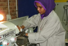 Sudan Turkish Vocational and Technical Trainers Education Center Provided Job Opportunity 1100 Sudanese