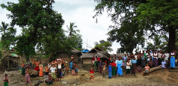 TIKA and AFAD build Permanent Houses for Arakan Muslims - 6
