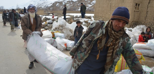 TIKA is the first agency going to Panjshir, Aghanistan after Avalanche - 2