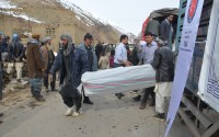 TIKA is the first agency going to Panjshir, Aghanistan after Avalanche