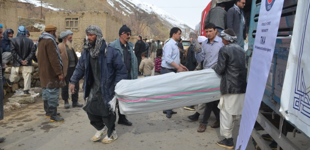 TIKA is the first agency going to Panjshir, Aghanistan after Avalanche - 5