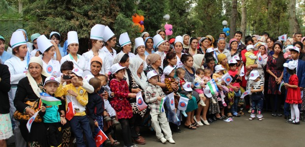 Uzbek Children Smile Again - 4