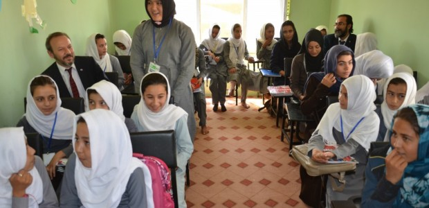 Vocational Courses Started in Andkhoy Afghanistan - 3