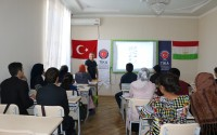 Dushanbe Turkish Education Center Equipped