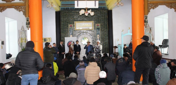TİKA Renovated Dungan Mosque in Kyrgyzstan - 5
