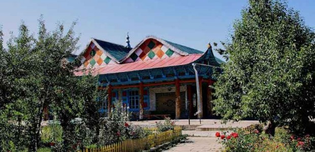 TİKA Renovated Dungan Mosque in Kyrgyzstan - 3