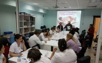 Medical Training for Uzbek Doctors