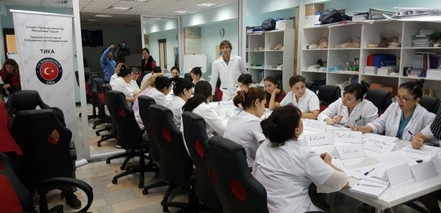 Medical Training for Uzbek Doctors - 3
