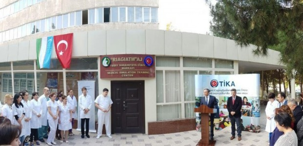Medical Training for Uzbek Doctors - 2