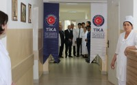 Theranostic Clinic of Avicenna Tajik State Medical University Renovated